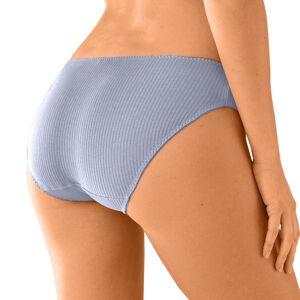Blancheporte Midi kalhotky s plochými švy, sada 6 ks vícebarevná 38/40