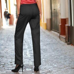 Blancheporte Kalhoty z úpletu černá 40