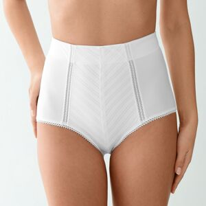 Blancheporte Intenzivně stahující kalhotky bílá 58/60