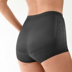 Blancheporte Stahující kalhotky s dvojím efektem černá 54