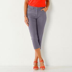 Blancheporte Zeštíhlující 3/4 kalhoty šedá 54