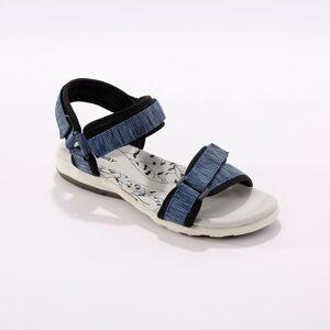 Blancheporte Sportovní sandály, modré modrá 39