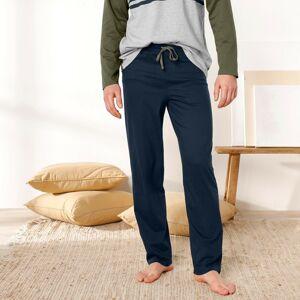 Blancheporte Pyžamové kalhoty, námořnicky modré nám.modrá 48/50