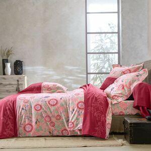 Blancheporte Povlečení Asia, bavlna růžová 70x90cm a 140x200cm(*)