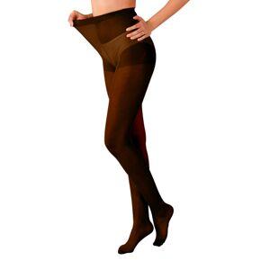 Blancheporte Maxi punčochové kalhoty, sada 5 ks černá 12