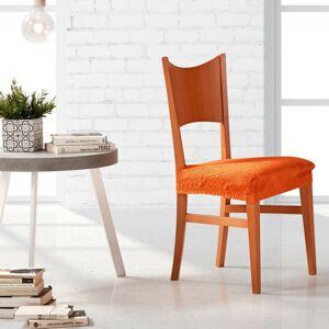 Blancheporte Potah na sedák židle Alexia oranžová sada 2ks