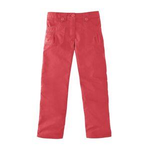 Blancheporte 3/4 strečové kalhoty tomatová 48