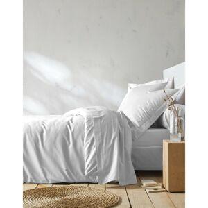 Blancheporte Jednobarevné povlečení, perkál, zn. Colombine bílá povlak na přikrývku 240x220cm