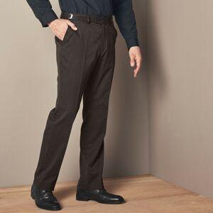 Blancheporte Kalhoty s podílem vlny, nastavitelný pas oříšková 50