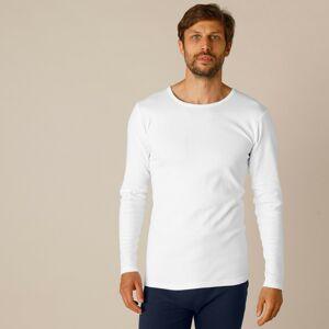 Blancheporte Sada 2 spodních triček s dlouhými rukávy bílá 93/100 (L)
