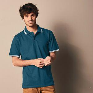 Blancheporte Polo tričko s krátkými rukávy modrá tyrkysová 97/106 (L)