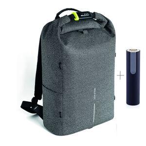 Naprosto nedobytný městský batoh Urban, XD Design, šedý