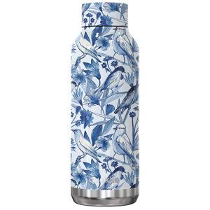 Quokka, Nerezová láhev Solid, 510 ml, porcelain sparrow, Q11878